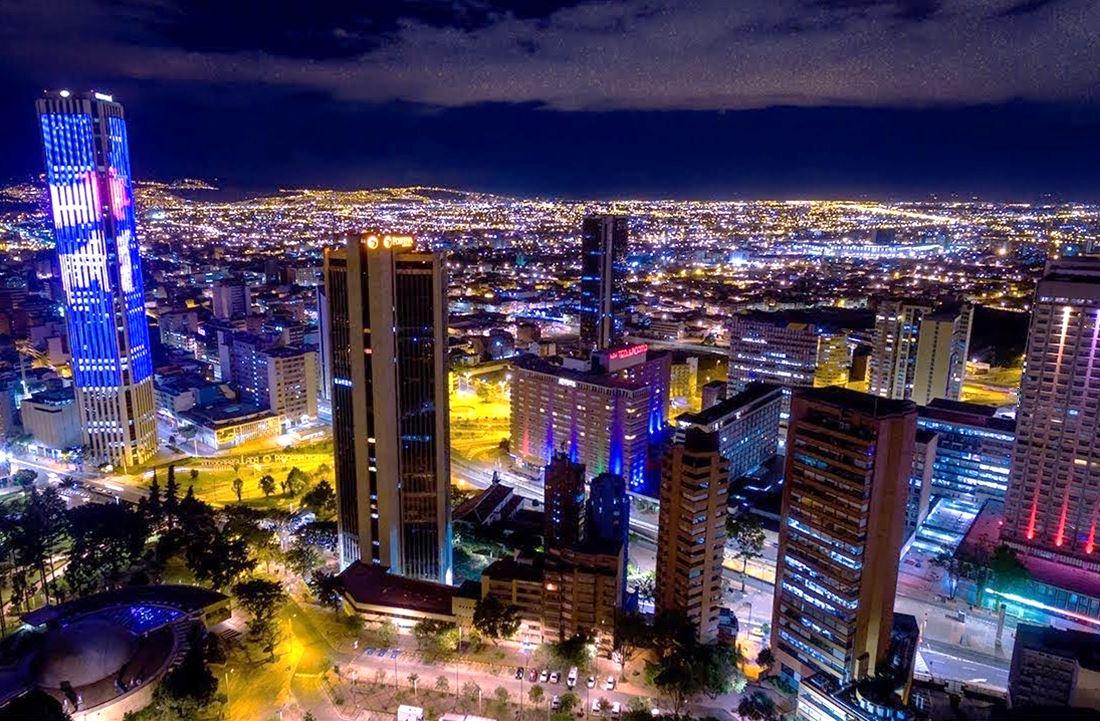 Bogotá Night